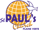 St Paul's Church, Plaine Verte Logo