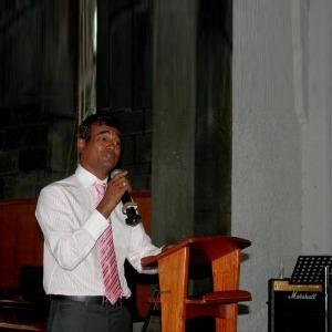 Pastor Steeves Pierre