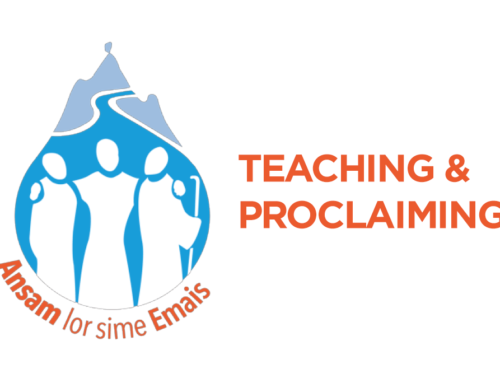 Emmaüs Project – Teaching & proclaiming