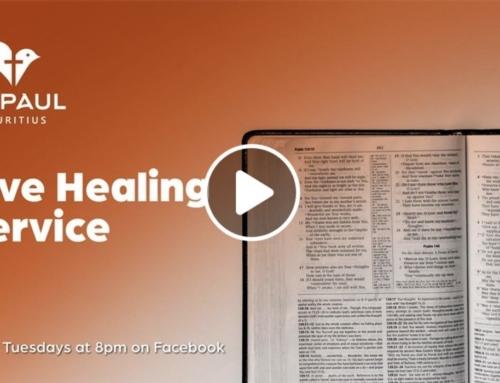 08.06.21 – Healing Service (Zoom Meeting)