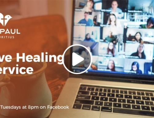 25.05.21 – Healing Service (Zoom Meeting)